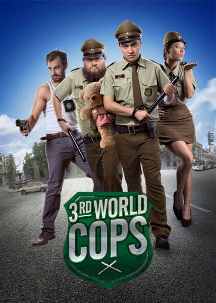 3rd World Cops Netflix CL (Chile)