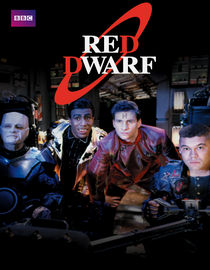 Red Dwarf: Series 7: Blue