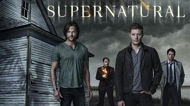 Supernatural Netflix