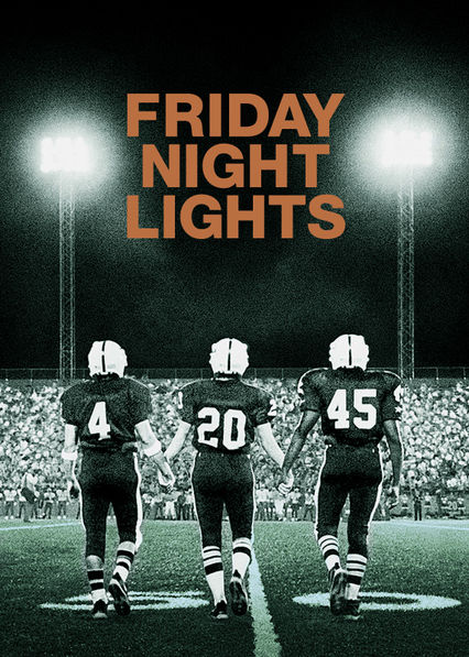 Friday Night Lights Netflix SG (Singapore)