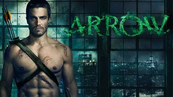 Netflix box art for Arrow - Season 2