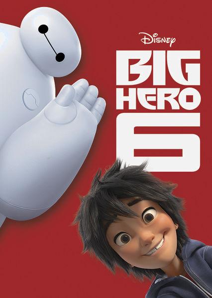 Big Hero 6 Netflix AR (Argentina)