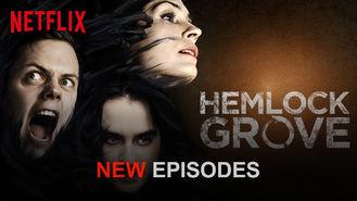 Netflix box art for Hemlock Grove - Season 3