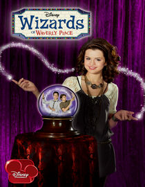 Wizards of Waverly Place: Season 3: Alex's Logo