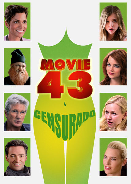 Movie 43 Netflix BR (Brazil)