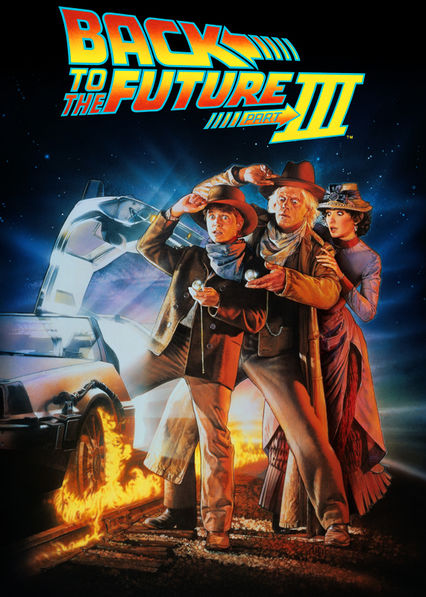 Back to the Future Part III Netflix PH (Philippines)