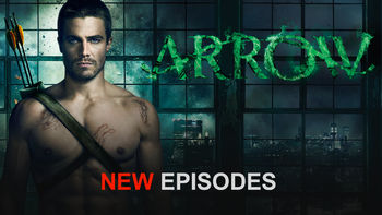 Netflix box art for Arrow - Season 1