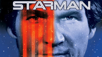 Netflix box art for Starman