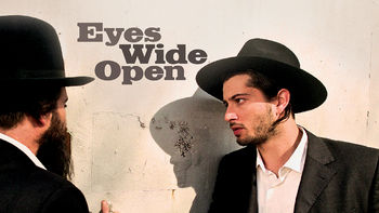 Netflix box art for Eyes Wide Open