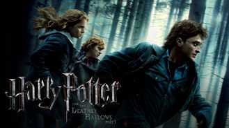 Netflix box art for Harry Potter and the Deathly Hallows: Pt I