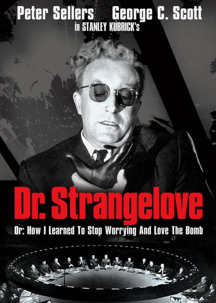 Dr. Strangelove Netflix AR (Argentina)