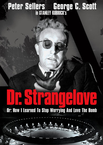 Dr. Strangelove Netflix EC (Ecuador)