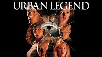 Netflix box art for Urban Legend