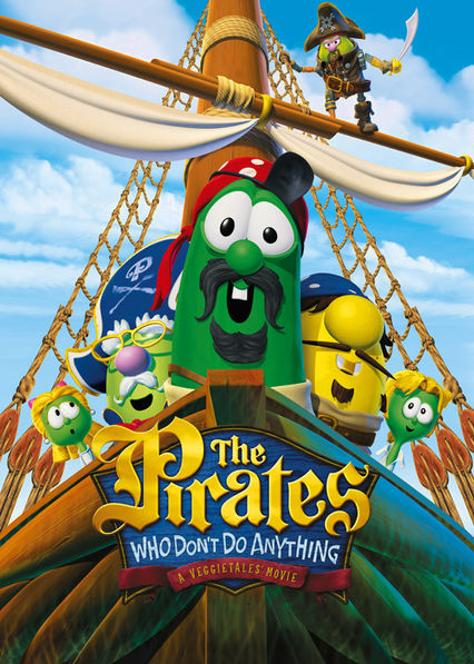 Pirates Who Don't Do Anything: A VeggieTales Movie Netflix BR (Brazil)