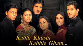 Netflix Box Art for Kabhi Khushi Kabhie Gham