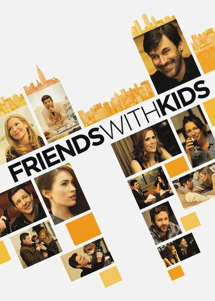 Friends with Kids Netflix AU (Australia)
