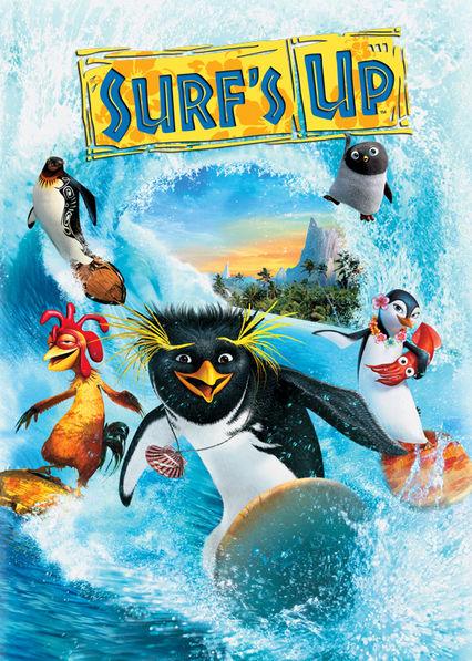 Surf's Up Netflix MY (Malaysia)