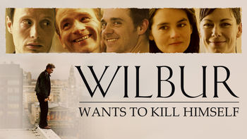 Netflix box art for Wilbur Wants to Kill Himself