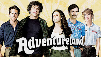 Netflix box art for Adventureland