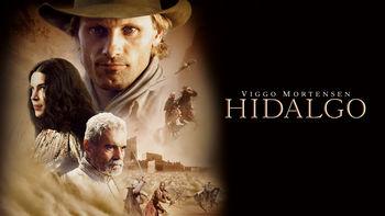 Netflix box art for Hidalgo
