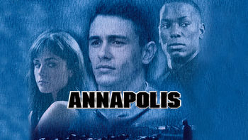 Netflix box art for Annapolis