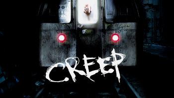Netflix box art for Creep