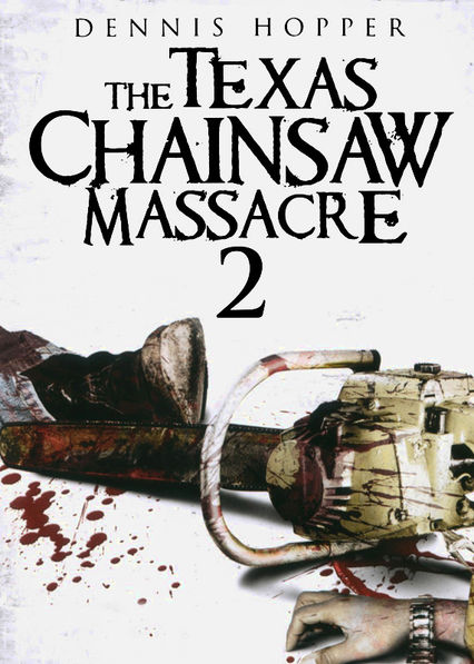 The Texas Chainsaw Massacre 2 Netflix AR (Argentina)