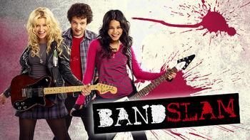 Netflix box art for Bandslam