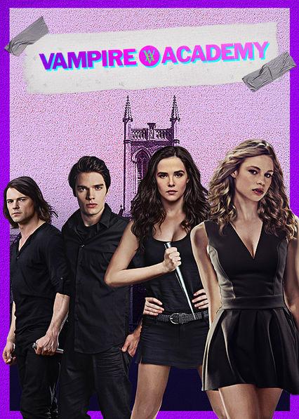 Vampire Academy Netflix AR (Argentina)