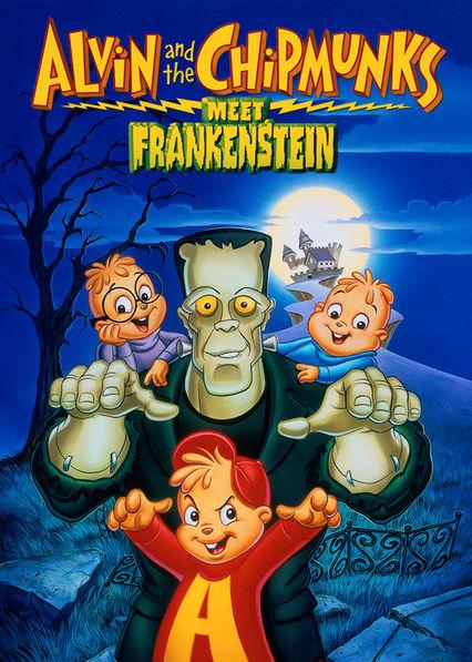 Alvin and the Chipmunks Meet Frankenstein Netflix AU (Australia)