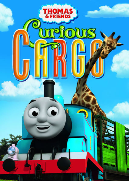 Thomas and Friends: Curious Cargo Netflix US (United States)