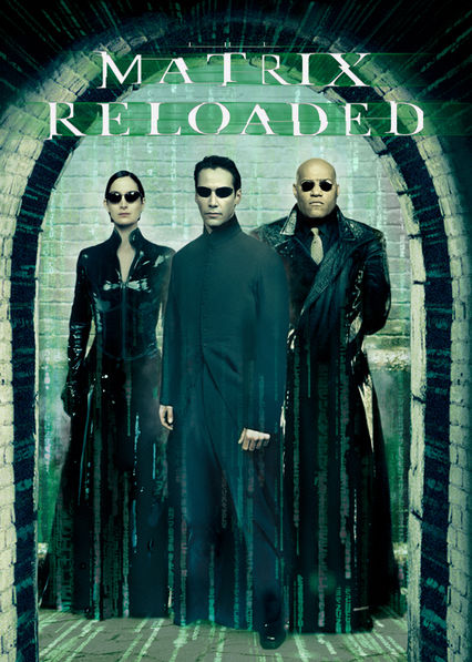 The Matrix Reloaded Netflix IN (India)