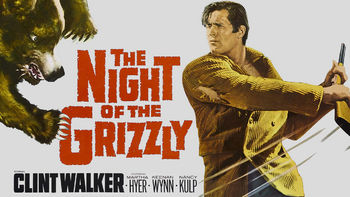 Netflix box art for The Night of the Grizzly