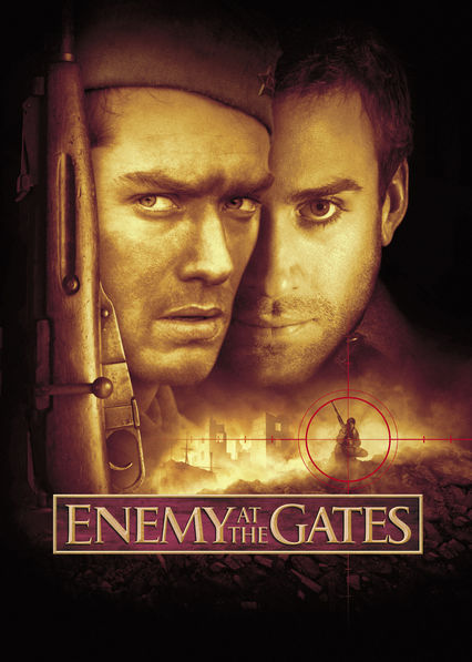 Enemy at the Gates Netflix BR (Brazil)