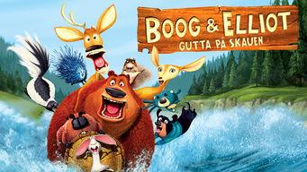 Boog og Elliot – Gutta på Skauen