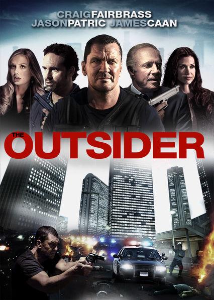 The Outsider Netflix BR (Brazil)
