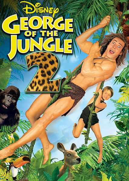 George of the Jungle 2 Netflix BR (Brazil)