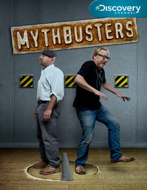 MythBusters: Collection 1: Barrel of Bricks