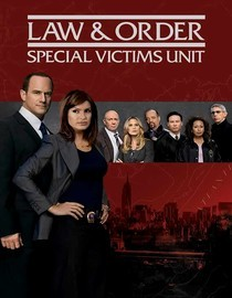 Law & Order: Special Victims Unit: The Eighth Year: Burned