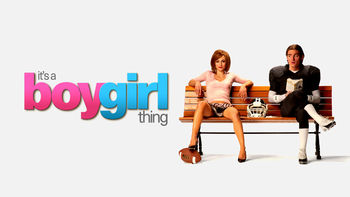 Netflix box art for It's a Boy Girl Thing