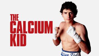 Netflix box art for The Calcium Kid