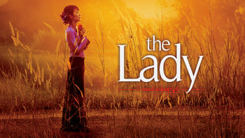Netflix box art for The Lady