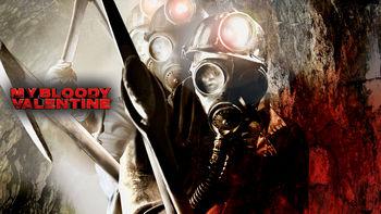 Netflix box art for My Bloody Valentine