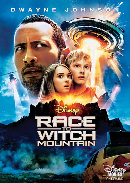 Race to Witch Mountain Netflix BR (Brazil)