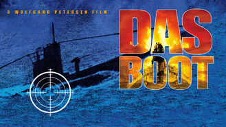 Netflix box art for Das Boot: Theatrical Cut