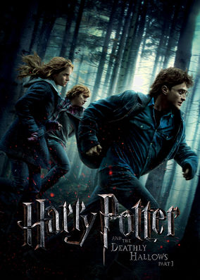 Harry Potter and the Deathly Hallows: Pt I