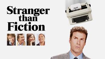 Netflix box art for Stranger than Fiction