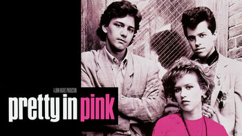 Netflix box art for Pretty in Pink