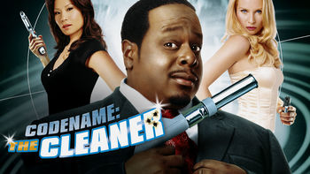Netflix box art for Code Name: The Cleaner