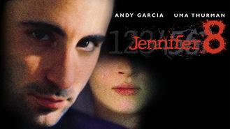 Netflix box art for Jennifer 8